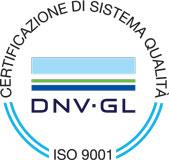 Certificazione ISO 9001 - Aurim Tessuti